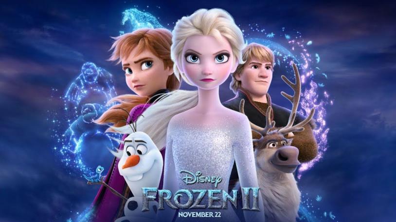 Manca poco all'uscita del nuovo Frozen 2