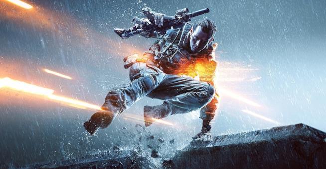 Il protagonista di Battlefield 4 in un artwork del gioco