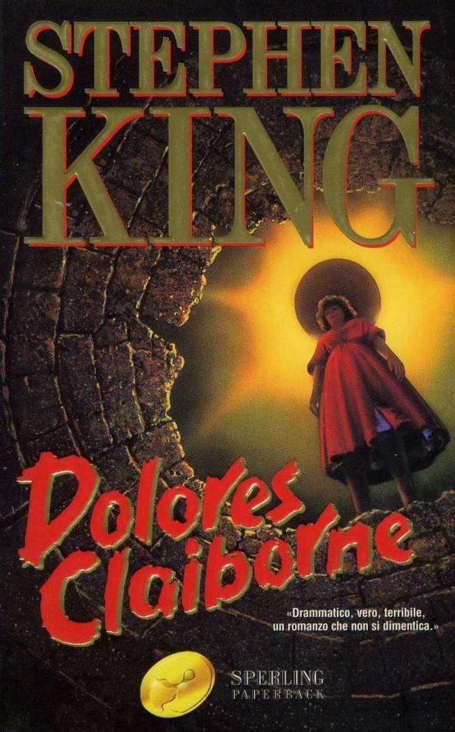 La copertina di Dolores Claiborne