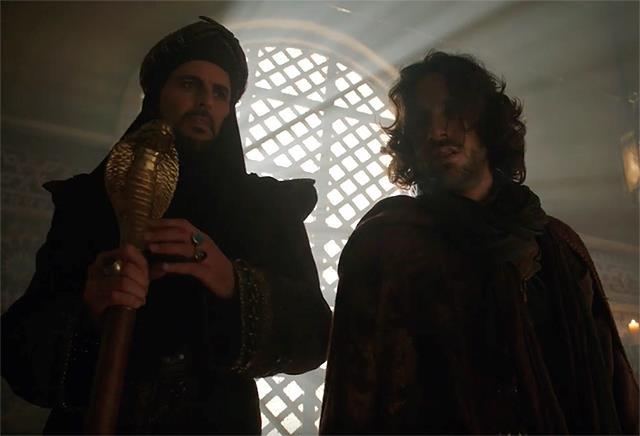 Aladdin e Jafar entrano nel cast della nuova stagione di C'era una volta