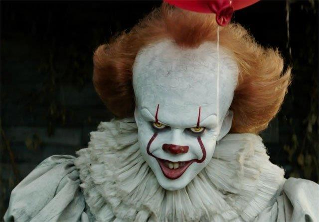 IT, il clown Pennywise