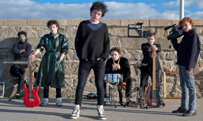 La band di SingStreet
