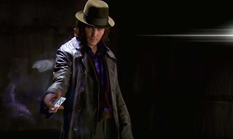 Taylor Kitsch è Gambit in X‑Men: Le Origini ‑ Wolverine