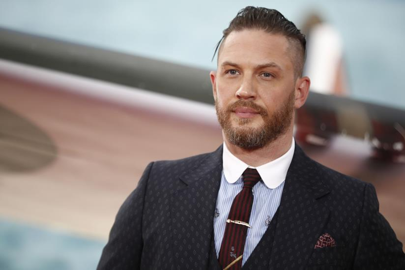 Tom Hardy sul red carpet