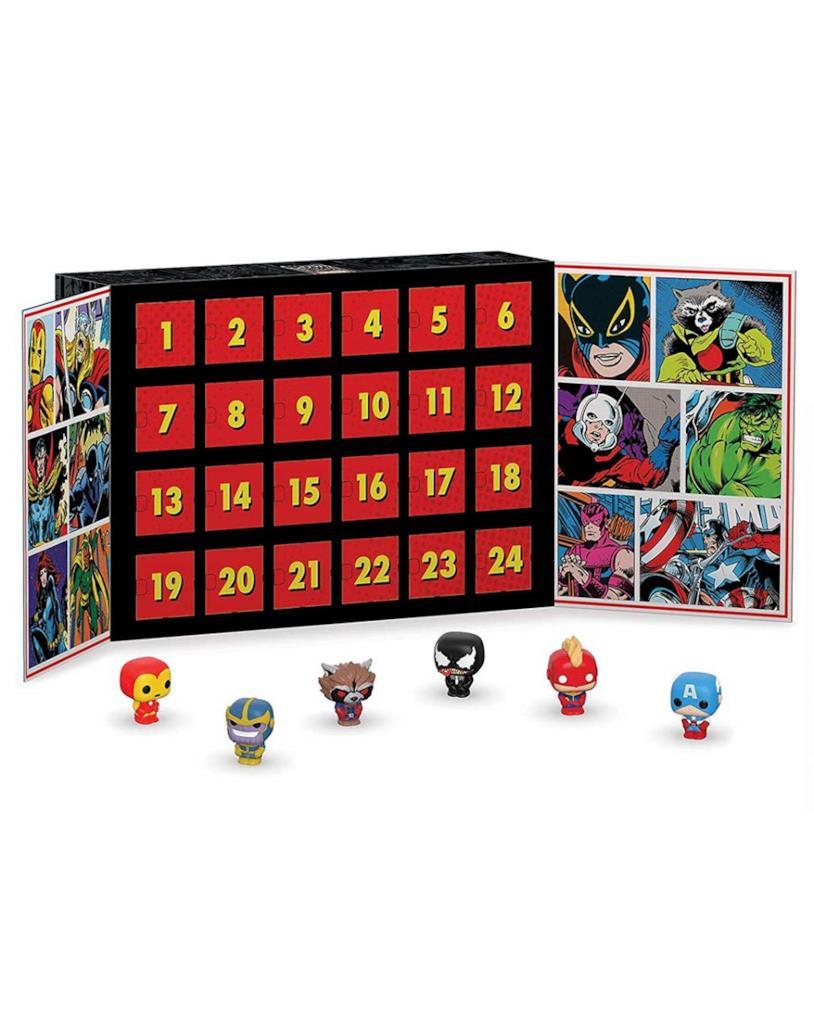 Il calendario dell'avvento di Funko dedicato a Marvel
