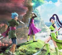 Dragon Quest XI personaggi