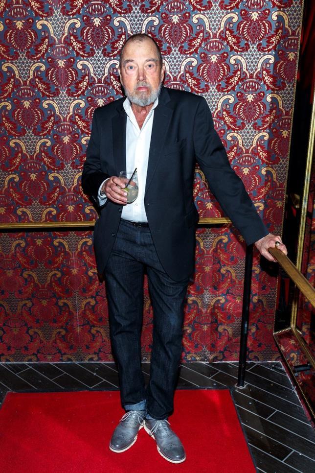 Gregory Itzin, attore americano in posa per i fotografi