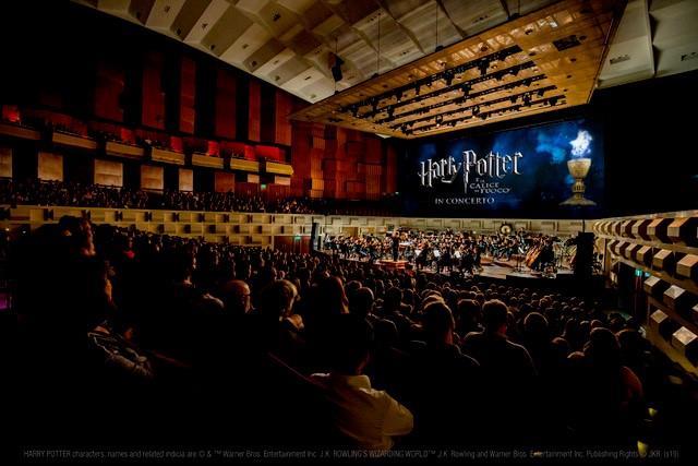 Harry Potter e il calice di fuoco in concerto