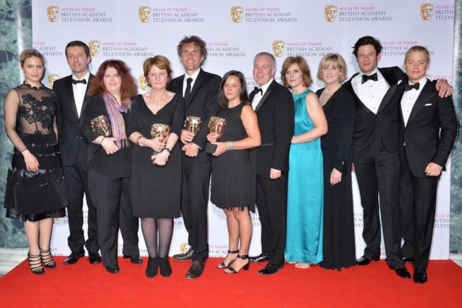 Il trionfo di Happy Valley ai BAFTA TV Awards 2017