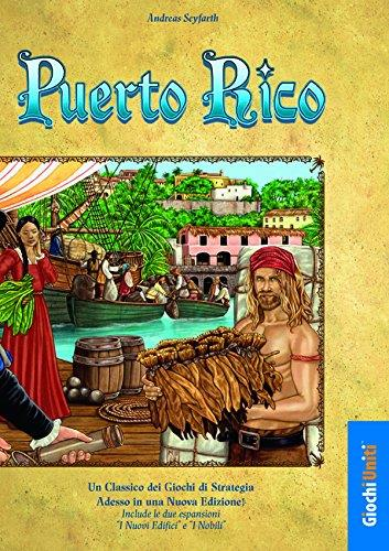 Puerto Rico, il gioco