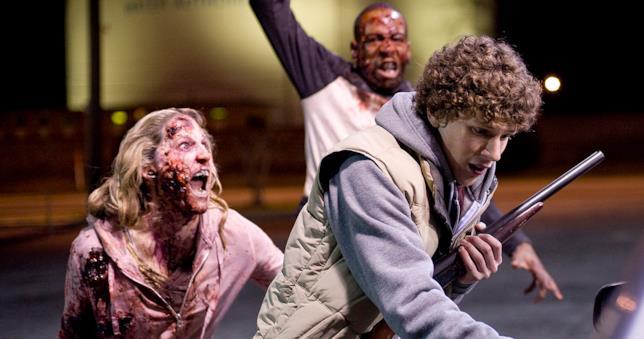 Scena dal film Zombieland