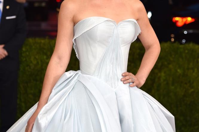 Claire Danes al Met Gala 2 maggio 2016
