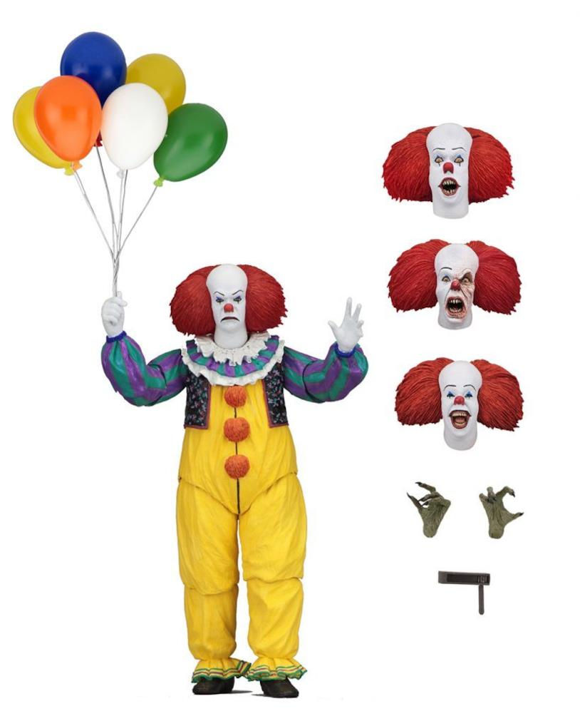 action figure Pennywise