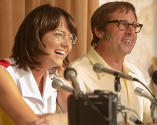 Emma Stone e Steve Carell sono i due protagonisti del film di Jonathan Dayton e Valerie Faris