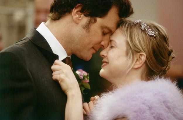 Renée Zellweger e Colin Firth in una scena di Che Pasticcio Bridget Jones!