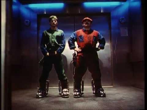 Immagine tratta dal live action di SuperMario Bros. del 1993