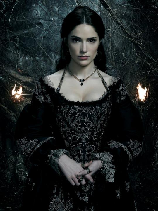 La protagonista di Salem, Mary Sibley, ha dovuto rinunciare a suo figlio
