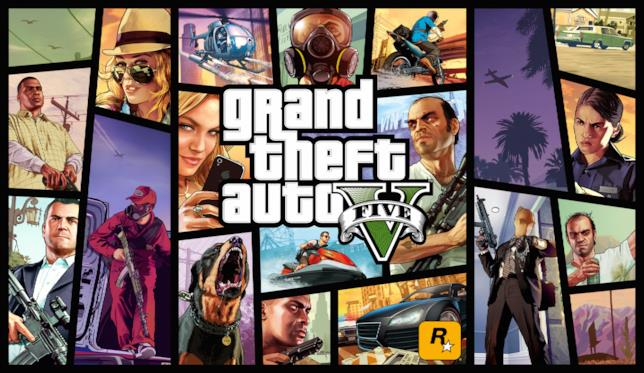 Grand Theft Auto V è disponibile su PC e console