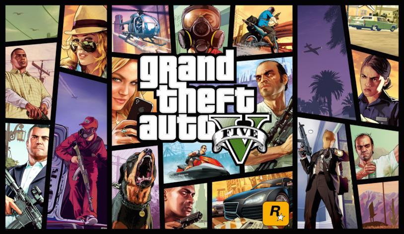 Grand Theft Auto V è disponibile su PC e console