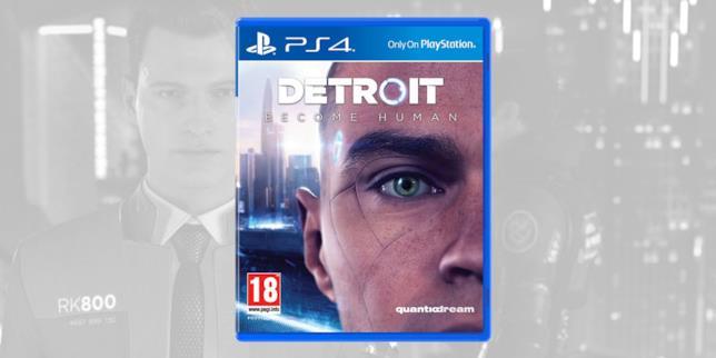 Detroit: Become Human debutterà il 25 maggio su PS4