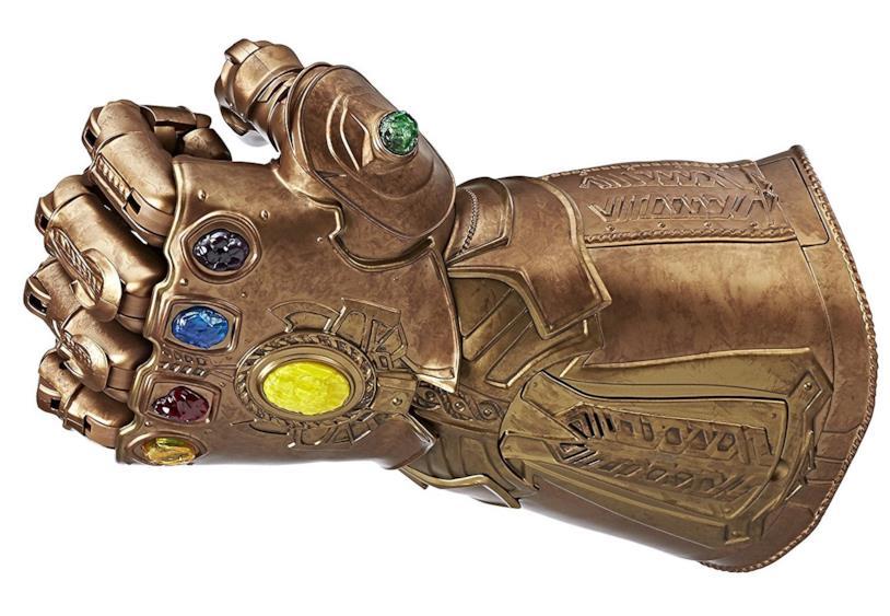 Il Guanto dell'Infinito di Thanos targato Hasbro