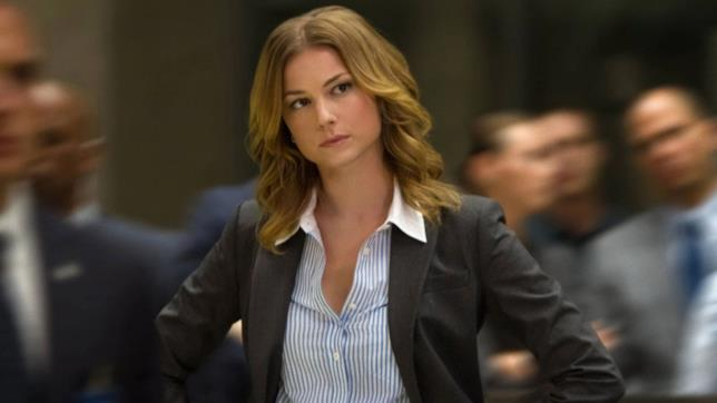 Emily VanCamp interpreta l'Agente 13 nel Marvel Cinematic Universe