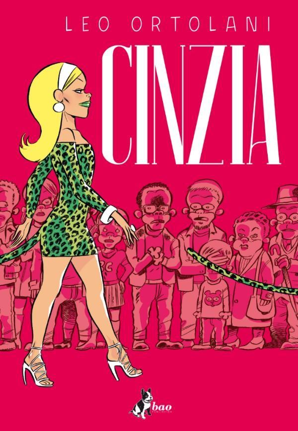 La copertina delnuovo fumetto di Ortolani