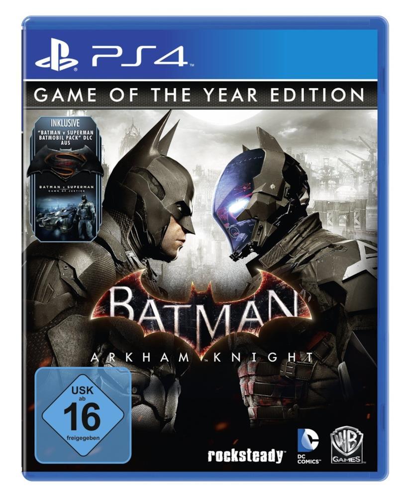 Una Game of the Year Edition per l'Uomo Pipistrello?