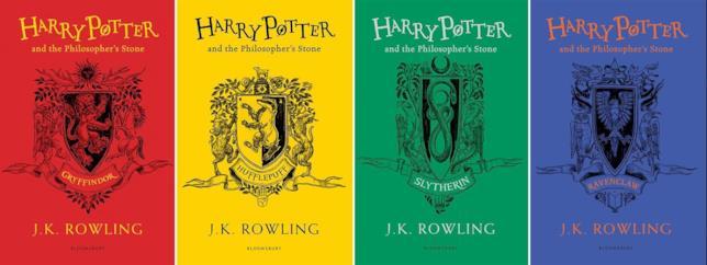 Harry Potter festeggia il ventesimo anniversario con le nuove edizioni del primo libro