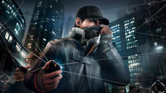 Primo piano per Aiden Pierce, protagonista di Watch Dogs