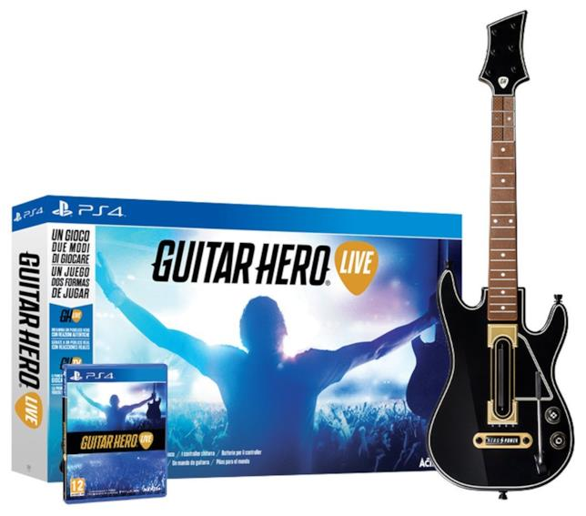 Il nuovo capitolo della saga di Guitar Hero per tutte le console