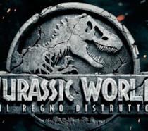 Logo di Jurassic World Il Regno Distrutto
