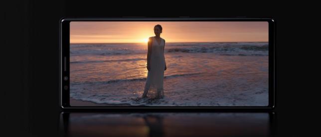 Immagine stampa di Sony Xperia 1