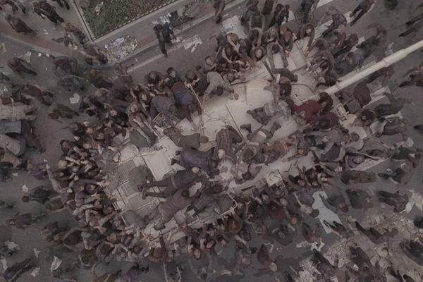La roulotte dove si nasconde Rick nel pilot dello show