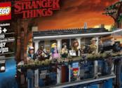 Il box del set LEGO dedicato alla serie TV Stranger Things