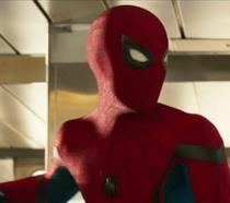 Peter Parker aka Spider-Man