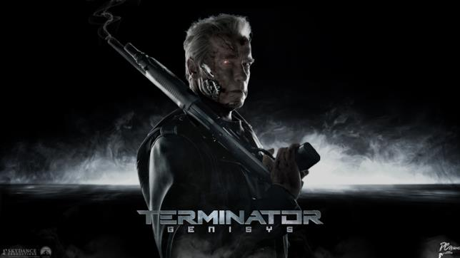 locandina di Terminator Genisys