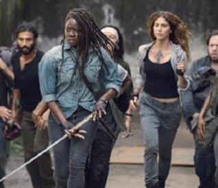 The Walking Dead: comic-con 2018