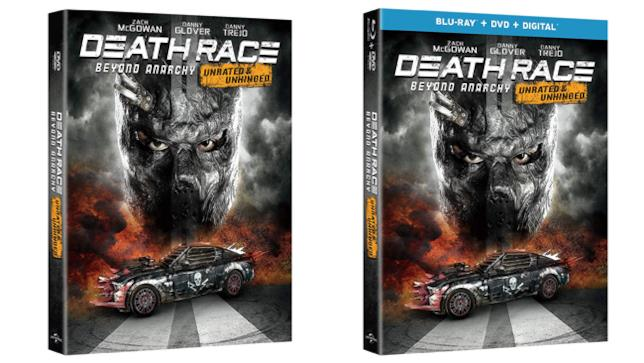 Death Race: Anarchia - Home Video