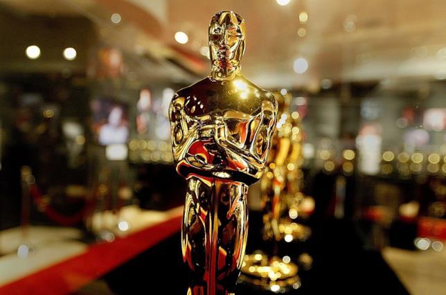Un Oscar in primo piano