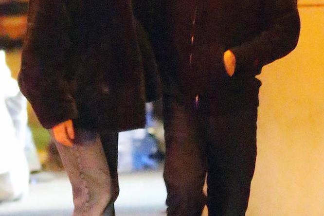 Norman Reedus e Diane Kruger sono stati paparazzati insieme a New York