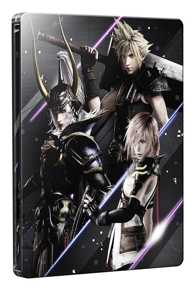 Dissidia Final Fantasy NT in uscita il 31 gennaio 2018 solo su PS4