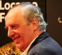 Dario Argento sul red carpet di Locarno 60