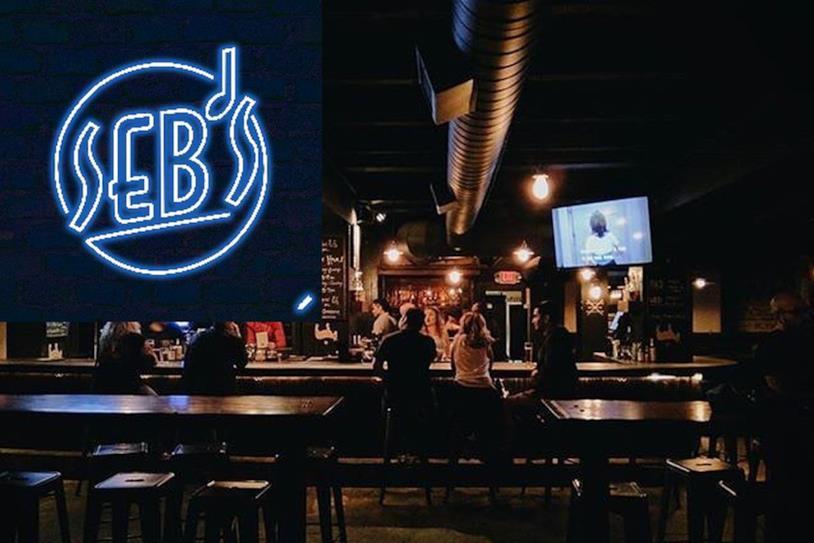 Il Seb's, locale di Sebastian