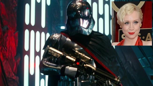 Captain Phasma in Star Wars 7