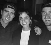Matthew Lewis, Emma Watson, Tom Felton di nuovo insieme