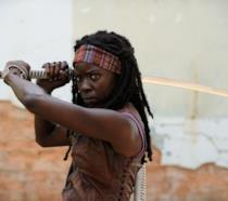 Michonne prenderà il posto di Rick alla guida del gruppo?