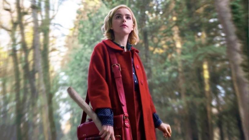 Le Terrificanti Avventure di Sabrina: un'immagine promozionale