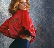 Bella Thorne in una delle foto del servizio realizzato per Playboy