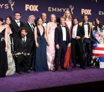 Il cast di Game of Thrones agli Emmy 2019